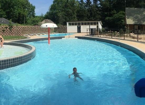 Zwembad Lorkenbos vakantiepark